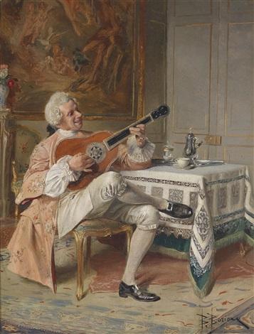 musikalische unterhaltung by bernard louis borione