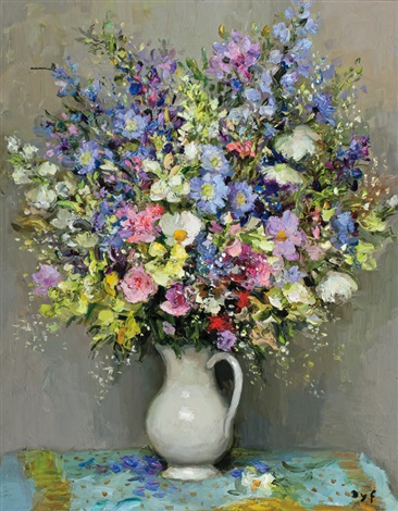 grand bouquet by marcel dyf