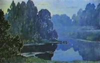 la lac le matin by igor fadine