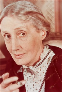 virginia woolf by gisèle freund