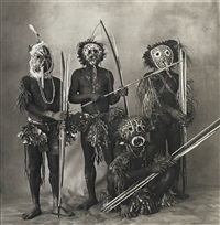 4 unggai by irving penn
