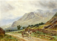 the jaws of borrowdale by robert jobling