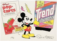 pop tart trend by ronnie cutrone