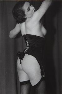le corset noir by brassaï