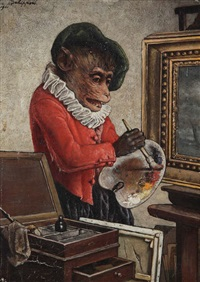 l'artiste by joseph schippers