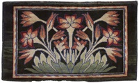 hammersmith rug by william morris