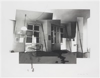 berlin interior by richard hamilton