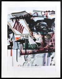 kennedy for senate by robert rauschenberg