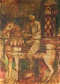 le chevalier by omar el-nagdi