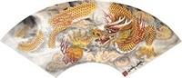 金龙行云图 by ali leigong