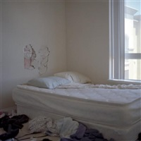 devasted bed, fullerton by camille ayme