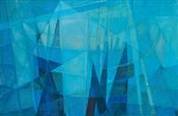 blue sails by ferruh basaga