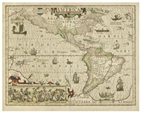 america by jodocus hondius the elder