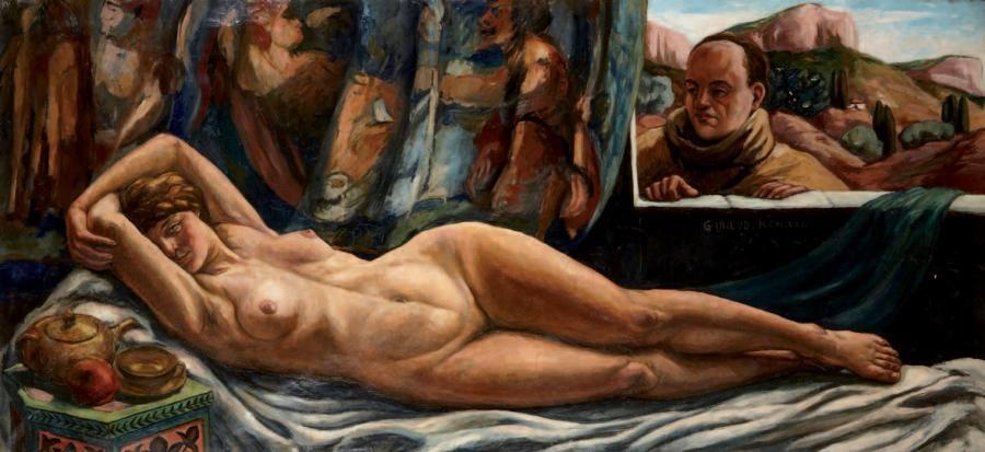 éloge de la beauté nue by pierre paul girieud