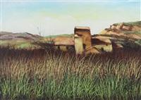 paesaggio by franco azzinari