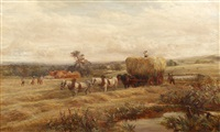 the haycart by charles thomas burt