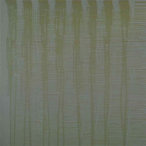 untitled grey by ian davenport