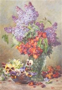 bouquet de lilas by françois rivoire