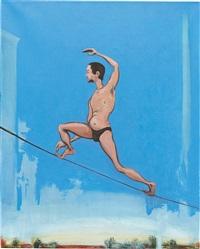 tightrope walker by verne dawson