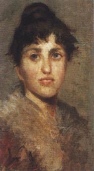 volto di donna by pio sanquirico