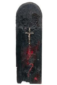 cross and christ by kari riipinen