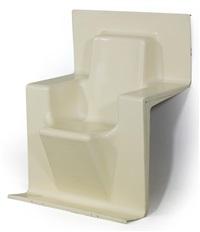 sitzreihen-stuhl by ginbande design