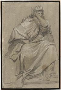 raffigurazione allegorica by camillo pacetti