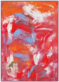 artex painting by dan rees