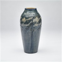 newcomb college vase by anna frances connor simpson