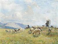 pascolo apuano by alfredo vaccari
