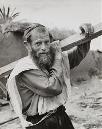israël. jérusalem by robert capa