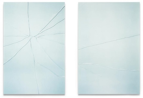 glass glas i ii diptych by thomas demand