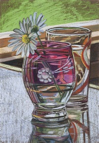 daisies by janet fish