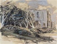 larnach castle by shona mcfarlane