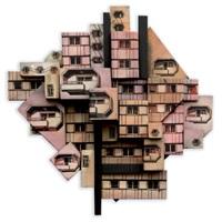reconstitution de façade n°40 by jana & js