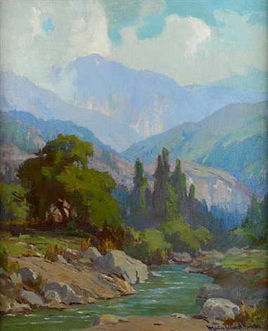 bear creek mount san gorgonio by marion kavanaugh wachtel