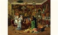 l'amateur d'antiquités by léon joseph voirin
