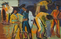 les toreros by pierre ambrogiani