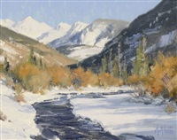 view from vail by matt(hew) read smith