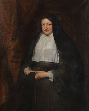 portrait de larchiduchesse isabelle comme soeur clarisse by sir peter paul rubens