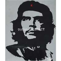 total respect (che guevara) by blek le rat