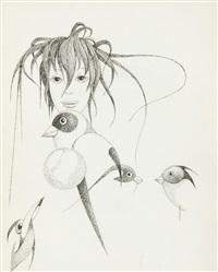 dziewczyna i ptaszki by kazimierz mikulski