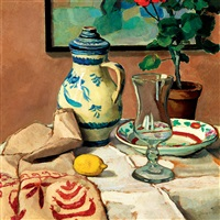 still-life by pál jávor