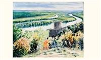le fort de la roche-guyon by christelle fréon