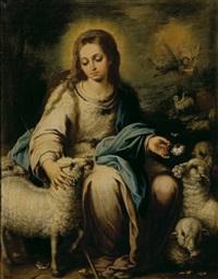 divina pastora by miguel alonso de tovar
