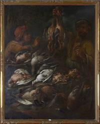 le marchand de volailles by felice boselli