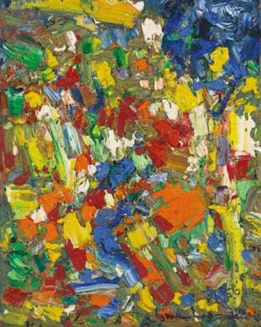 radiance by hans hofmann