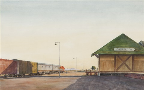 freight stop by peter hurd