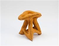 prototyp hocker soft concrete by atelier remy & veenhuizen
