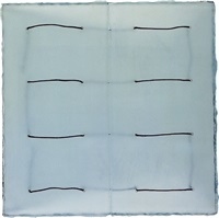 untitled (drawing) by christopher wilmarth